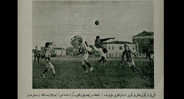 1 ocak 1914 idman dergisi