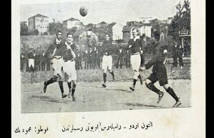 4 Mayıs 1914 İdman Dergisinden resimler