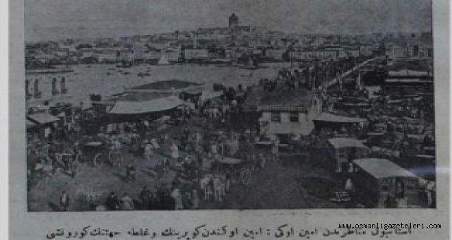25 Nisan 1900 İstanbul Haberleri