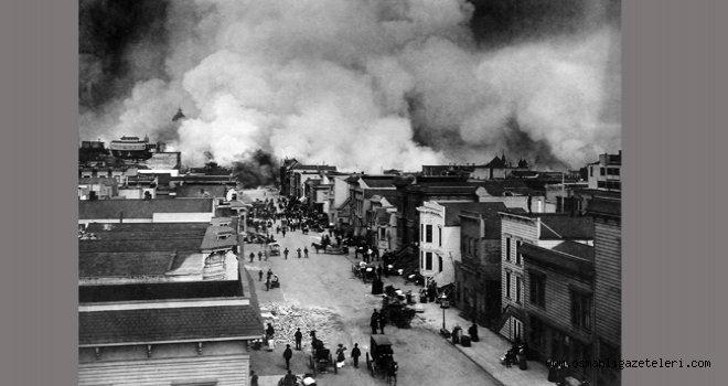 Amerika'da Büyük yangın!  1200 kişi öldü!