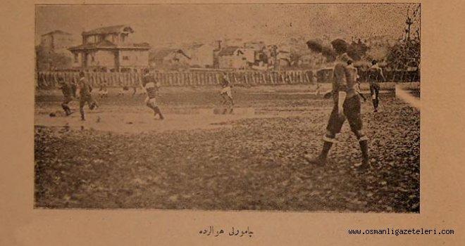 ANADOLU  3 - 1 SANAYİ  (24 Ocak 1914)