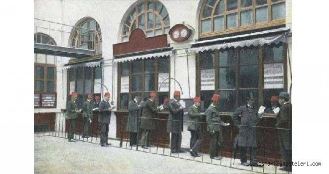 Beyoğlu postahanesi soyuldu
