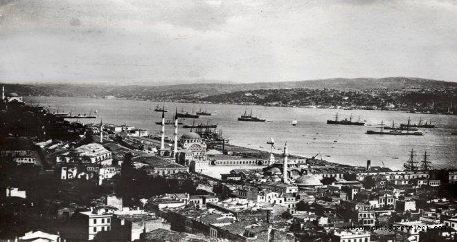 Boğaziçi Köprüsü ( 5 Ekim 1891)