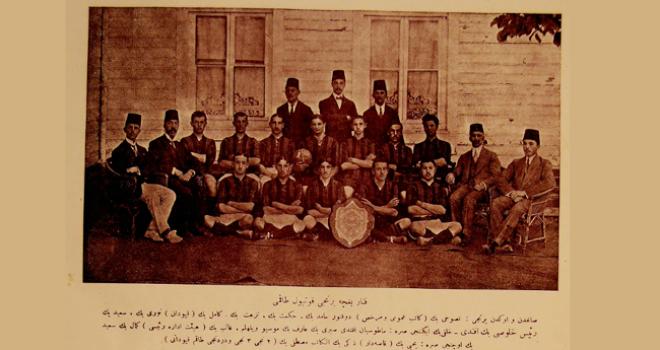 Cuma Ligi (1913) İlk Musabakası: Fenerbahçe 1-0 Anadolu