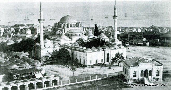 Cuma Selamlığı Beyazıt Camii'nde  icra edilecek