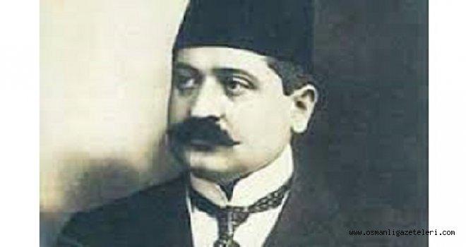 Dahiliye Nazırı Talat Bey  Selanik'e gidiyor