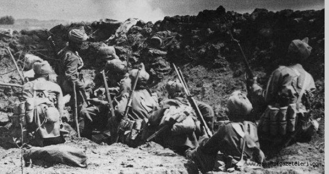 Hint askeri Osmanlılara karşı harp etmiyor