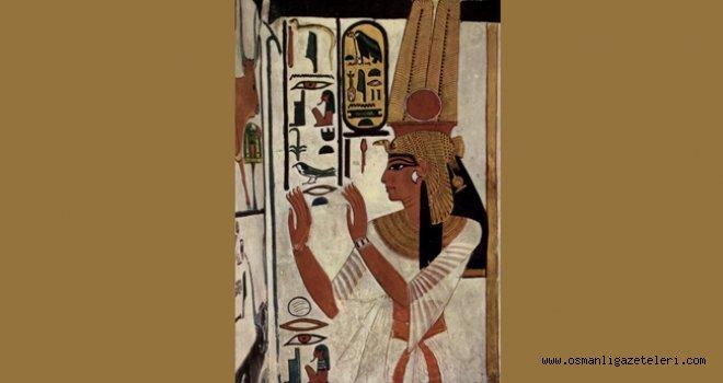 II. Ramsesin Karısının Heykeli bulundu