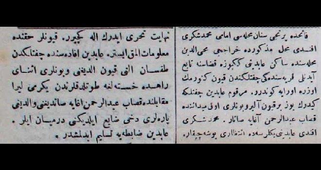 Fatih'te dolandırıcılık vakası