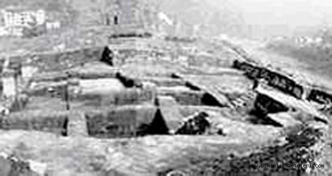 İstanköy'de antik bir mabed bulundu