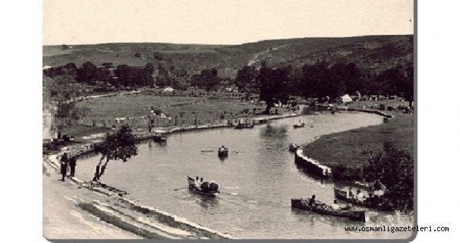 Kağıthane deresinde bir genç boğuldu (12 temmuz 1900)