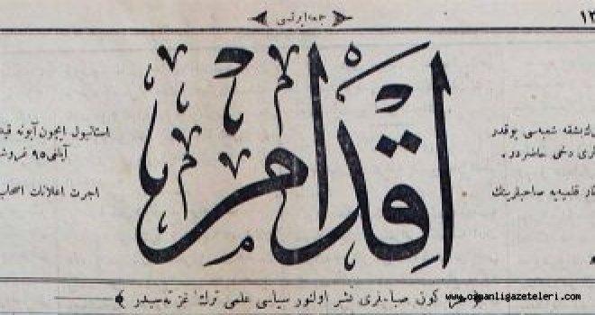 Kirli Çıkın      (13 mart 1900)