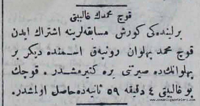 Koç Mehmed'in galibiyeti