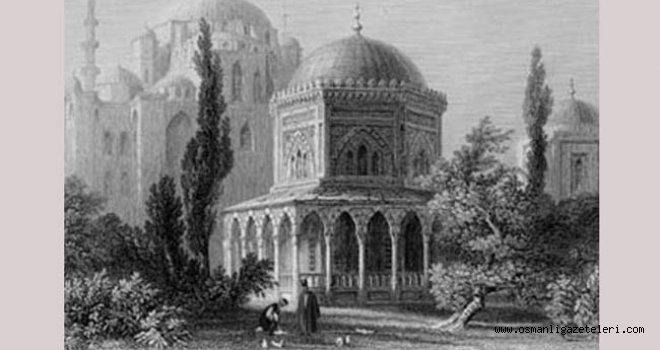 Sultan Süleyman'ın türbesini soyarken yakalandı