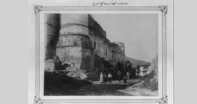 Tarihi Şehadet Camii Şerifi yeniden yapılıyor