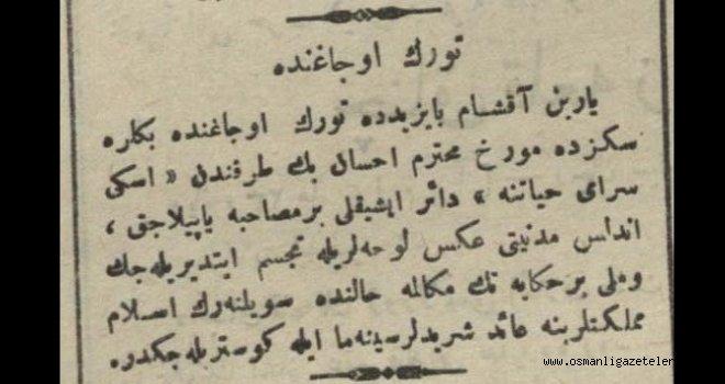 Türk Ocağı'nda