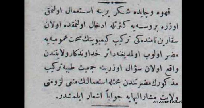 Yapay tatlandırıcı Sakarin yasaklandı (16 Kasım 1900)